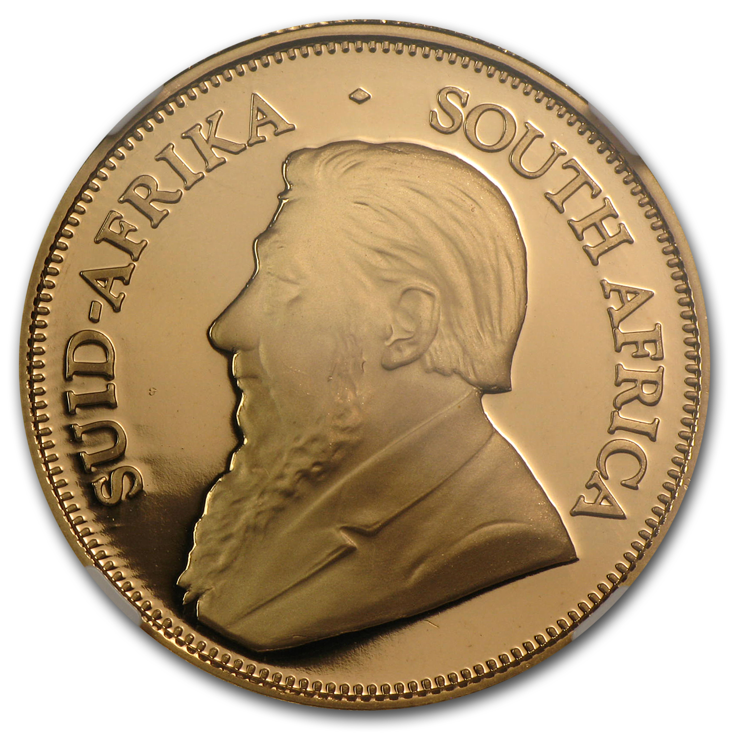 2000 1/2 oz Gold South African Krugerrand PF-69 NGC